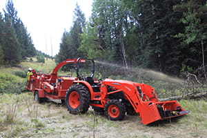 Arbor-Tech Tree Mulcher
